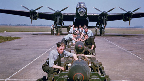 Bomber Command deserves its WWII memorial – and here's why | 460 Squadron - Bomber Command: 1942-45 | Scoop.it