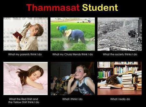 Thammasat Student | What I really do | Scoop.it