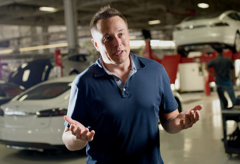 Hyperloop, le transport du futur d'Elon Musk, est en train de voir le jour ! | Technology news | Scoop.it