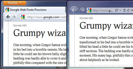 How to Bulletproof @font-face Web Fonts | Website Typography | Scoop.it