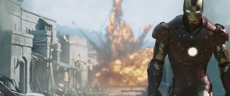 3D Printing to be Used to Bring Iron Man to US Military | 3D Printing and Fabbing | Scoop.it