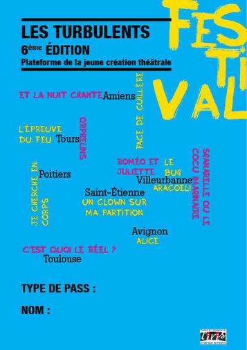 Festival «Les Turbulents», 6ème édition | Cultur' Kraft | Culture | Scoop.it