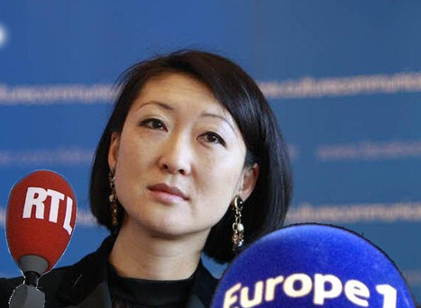 Conflit à Radio France: Fleur Pellerin irrite Europe 1 et RTL | DocPresseESJ | Scoop.it