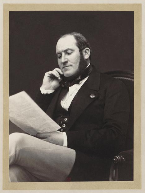 Georges-Eugène Haussmann : Arrondissments & Boulevards | Paris, France and la Francophonie | Scoop.it