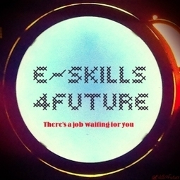 With e-skills there's a job for you | Interested in coding? | Scoop.it