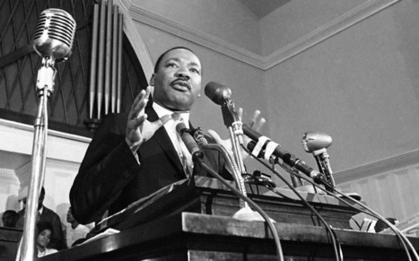 New Martin Luther King Jr audio tape discovered - Telegraph | Recording and Archiving Family History | Scoop.it