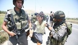 Settlers attack Border Police during demolition in Israeli settlement of Yitzhar | Because they can... | Scoop.it