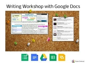 Cool Tools for 21st Century Learners: Facilitate a Writing Workshop Using Google Docs | Writing web content | Scoop.it