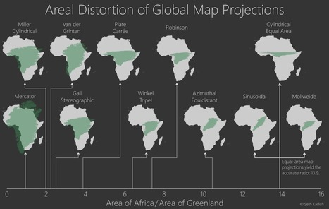 Here's why most world maps are really wrong | AP HUMAN GEOGRAPHY DIGITAL  STUDY: MIKE BUSARELLO | Scoop.it
