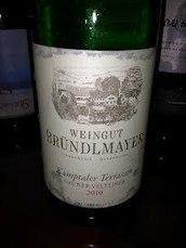 Weingut Brundlmayer Gruner Veltliner 2010 Reviews and Comments | Corkbin | Grüner Veltliner & More | Scoop.it