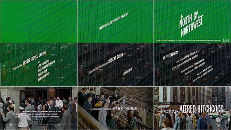 Bass + Hitchcock= a arte dos títulos | DIRECCIÓN foto USC | Scoop.it