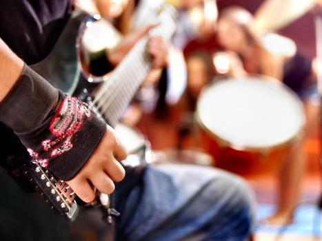 Enfin un guide à l'usag e des futures rock stars - lavenir.net | Harmonic Melomany | Scoop.it