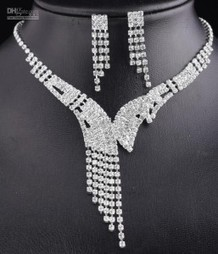 Best wedding jewelry for every dress | Passion Of Fashion | Decoration | Scoop.it