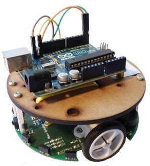MRduino, un robot Arduino parMaceRobotics | Sciences & Technology | Scoop.it