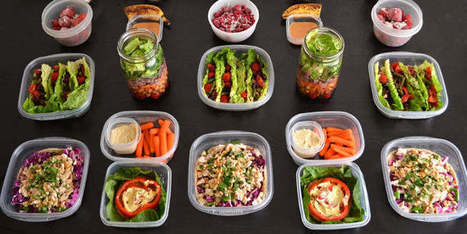 No-Cook Meal Prep for the 1,200–1,500 Calorie Level | The Beachbody Blog | Health and Fitness | Scoop.it