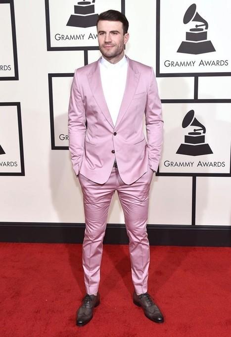 Best Dressed Men at Grammy Awards 2016 - STYLE RUG | Mens Fashion Updates! | Scoop.it