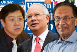 Silent walk to protest GE results - Free Malaysia Today | Malaysian Youth Scene | Scoop.it