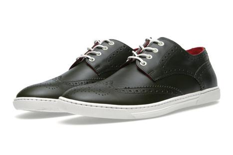 COMME des GARCONS Junya Watanabe x Tricker's Leather ... | COMME des | Scoop.it
