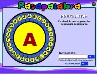 Proyecto Pasapalabra | Las TIC y la Educación | Scoop.it