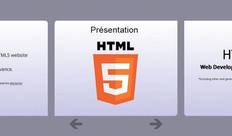 Présentation html5 vs Powerpoint | e-CRM & Web innovations | Scoop.it