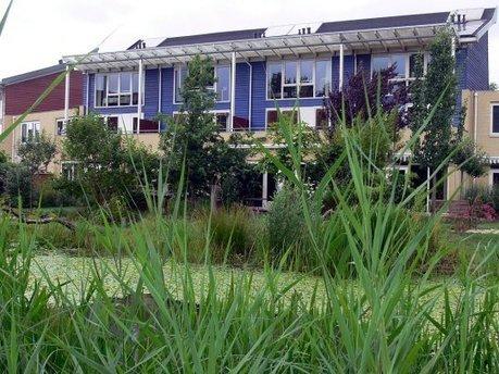 Habitat coopératif, économique et bioclimatique : quand le rêve s'apprête à devenir réalité | D'Dline 2020, vecteur du bâtiment durable | Scoop.it