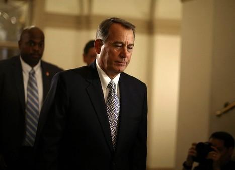 Shutdown shines spotlight on rift in Republican Party - Washington Post   AP US Government   Scoop.it