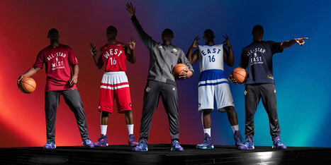 Les maillots Adidas du All Star Game 2016 | Sportbusiness | Scoop.it