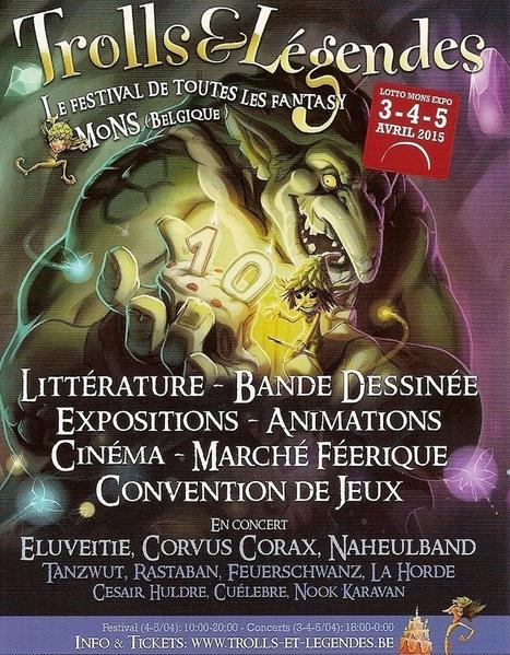 Esteren : Le Esteren Tour à Trolls et Légendes ! | Jeux de Rôle | Scoop.it