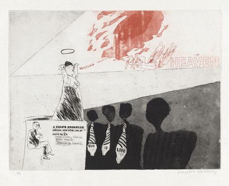 David Hockney - The Gospel Singing   Vers les hauteurs   Scoop.it