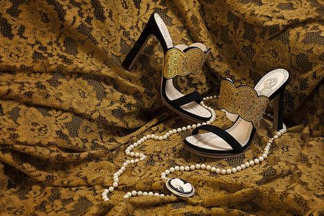Fabi Shoes Le Marche: Lace fashion 2014 | Le Marche & Fashion | Scoop.it