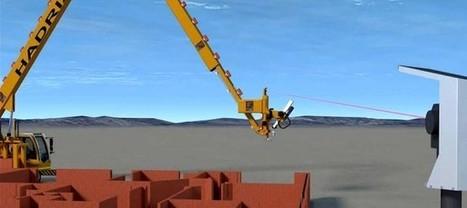 Hadrian le robot constructeur | Humanoides | Ressources pour la Technologie au College | Scoop.it