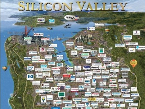 Does being in Silicon Valley still matter in 2014? | All Things Startup | Scoop.it