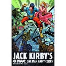 Jack Kirby's OMAC: One Man Army Corps @ ForbiddenPlanet.com   MulderComicReport   Scoop.it