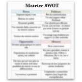 ANALYSE SWOT : faire face aux menaces et saisir les opportunités | PME Collaborative Orientée Client | Scoop.it