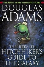 The 42 Best Lines from Douglas Adams' The Hitchhiker's Guide to the Galaxy Series | Livros | Scoop.it