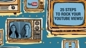 25 Steps to Rock Your YouTube Views by Jewel Tolentino | Udemy | Online Learning Marketplace | Scoop.it