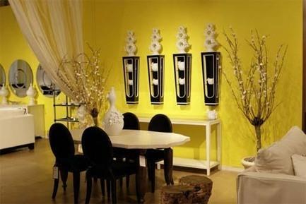 [Déco] Le jaune: idées d'intérieurs | Immobilier | Scoop.it