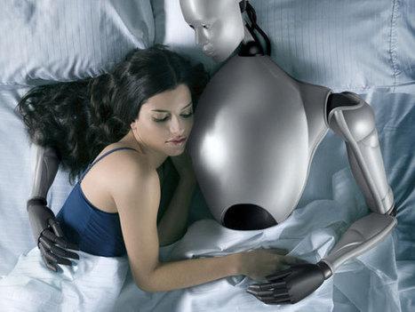 Vous êtes une personne sur dix à déclarer être prête à faire l'amour avec un robot   Geeks   Scoop.it