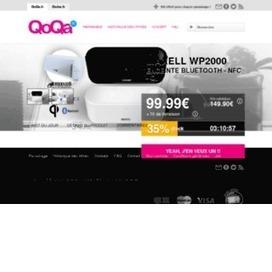 Réductions de Qoqa, code promo réduction et échantillons ou cadeaux gratuit de Qoq | codes promos | Scoop.it