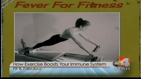 Exercise to Boost Your Immune System - ABC 4 | Flu symptoms 2013: Treatment of flu! Flu epidemic prevention! | Scoop.it