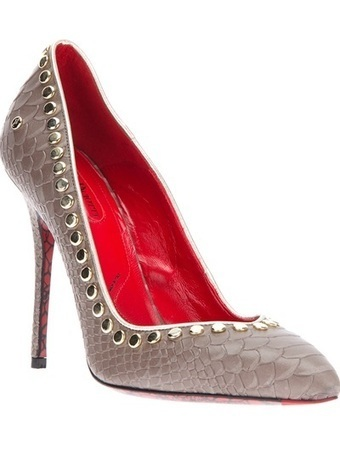 Cesare Paciotti 'giada' Pump - Elite | TAFT: Trends And Fashion Timeline | Scoop.it