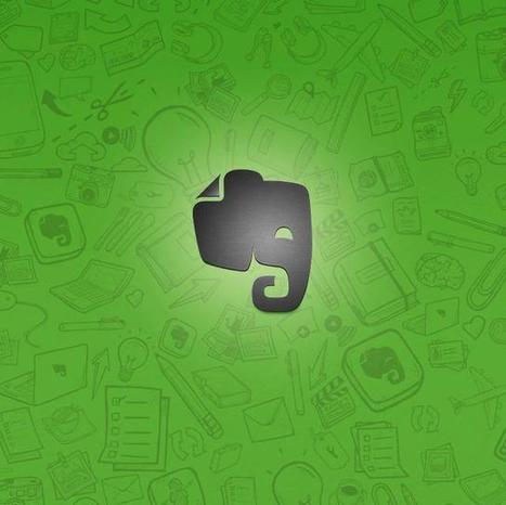 J'ai détourné Evernote en véritable machine à tuer les tâches | Evernote | Scoop.it