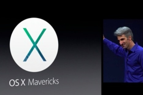 The smaller, subtler changes in OS X Mavericks — Tech News and ... | OS x and iOS | Scoop.it