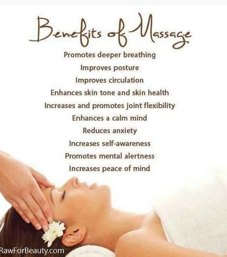 Why Should You Get a Massage? Top 10 Reasons!   Massage Info  - Promote Your Business Online Now   Scoop.it