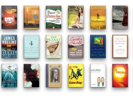 How the 'Netflix of books' won over the publishing industry (Q&A) | CulturaDigital | Scoop.it