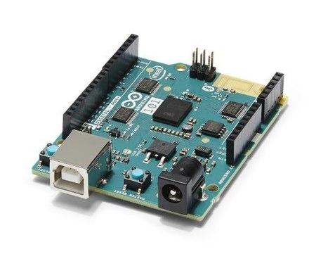 New Intel Curie-Powered Arduino 101   Arduino, Netduino, Rasperry Pi!   Scoop.it