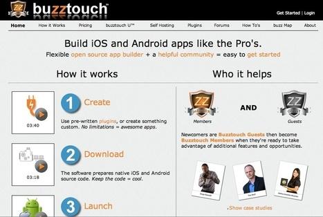 Como crear una aplicación para el iOS o Android sin programar | Tecnomundo | #TRIC para los de LETRAS | Scoop.it