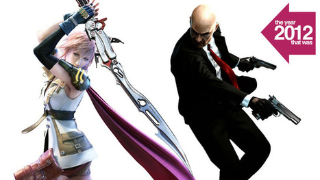 2012 In video games - Kotaku | Media Technology and my future | Scoop.it