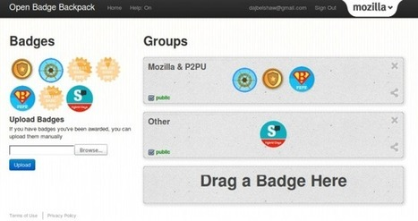 Getting up to speed on the technical side of #openbadges | Doug Belshaw | Badges for Lifelong Learning | Scoop.it