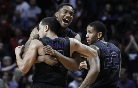 No. 18 Kansas State holds off Oklahoma 52-50 - KansasCity.com | All Things Wildcats | Scoop.it